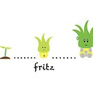 A little plant called Fritz by cheriedesign