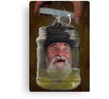 Bottled Laughter Canvas Print