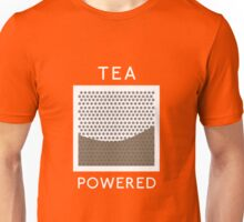Tea Powered. Unisex T-Shirt