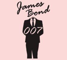 James Bond || OO7 Kids Clothes
