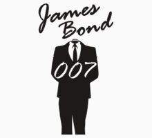 James Bond || OO7 Kids Tee