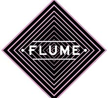 Flume psychedelic - white by PieDen