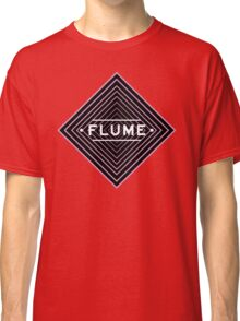 Flume psychedelic - white Classic T-Shirt