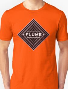 Flume psychedelic - white T-Shirt
