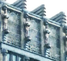Singapore's Art Deco Style Building by PictureNZ