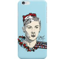 RETRO NOBILI iPhone Case/Skin