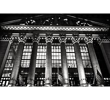 New York Stock Exchange - NYSE Photographic Print