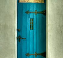 The Chapel Door by Monica M. Scanlan