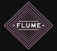 Flume spychedelic - Black by PieDen