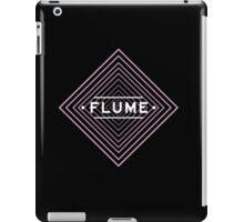 Flume spychedelic - Black iPad Case/Skin