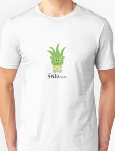 Fritz goes nerd. T-Shirt