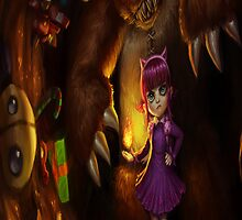 Annie League of Legends by stinga004