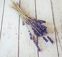 lavender bunch by beverlylefevre
