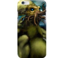Cthulhu at Ryleh iPhone Case/Skin