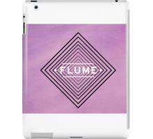 flume - original iPad Case/Skin