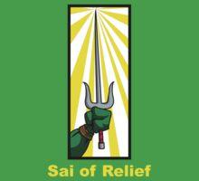 Sai of Relief by Ealan Osborne!