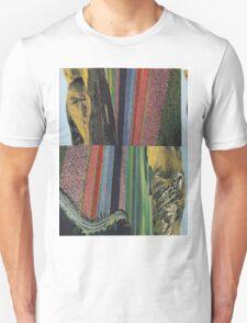 Striped Landscape Unisex T-Shirt