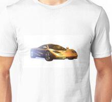 Bronze car Unisex T-Shirt
