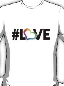 #LOVE (Black) T-Shirt