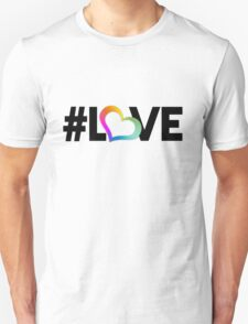 #LOVE (Black) T-Shirt