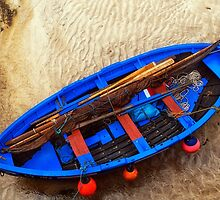Lewis: Sgoth Niseach - Ness Boat  by Kasia-D