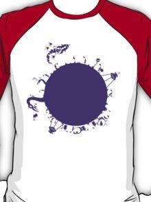 Pikmin Life alternate T-Shirt