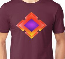 Flame Diamond Unisex T-Shirt