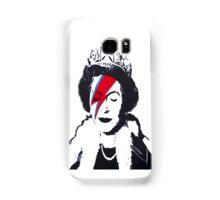 God Save The Queen Stencil Samsung Galaxy Case/Skin