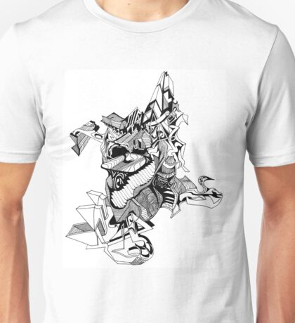 Spill Unisex T-Shirt
