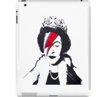 God Save The Queen Stencil iPad Case/Skin