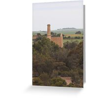 Hughes Engine House Part 3 Greeting Card