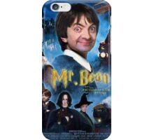 Mr Bean & The Philosopher's Stone iPhone Case/Skin