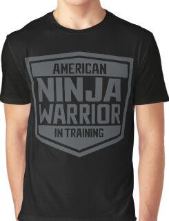 American Ninja Warrior in Training Graphic T-Shirt
