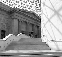 British Museum by Julia Milner