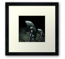 Innsmouth 2 Framed Print