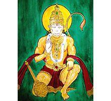 Shri Hanuman Photographic Print
