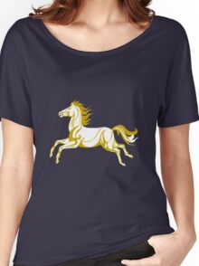 White horse of Rohan Women's Relaxed Fit T-Shirt