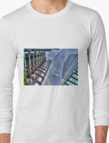 Lloyd's of London and Cheese Grater Long Sleeve T-Shirt