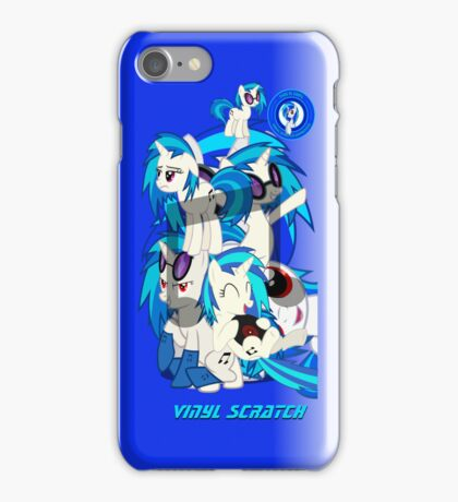 Vinyl Scratch Phone cover iPhone Case/Skin