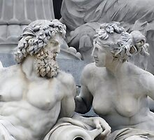 Love of the Gods by Julia Milner