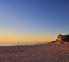 COTTESLOE BEACH, WESTERN AUSTRALIA by Mark  Nielsen