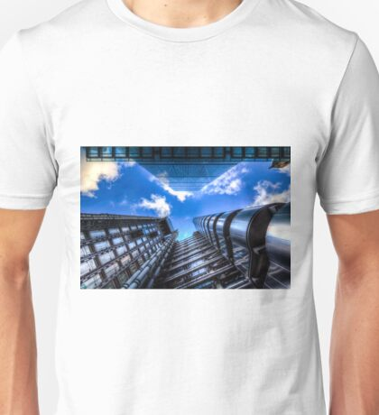 Lloyd's of London and Cheese Grater Unisex T-Shirt