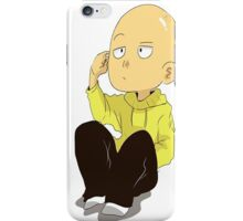 Saitama Chibi - One Punch Man iPhone Case/Skin