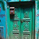 Green Door by KerryPurnell