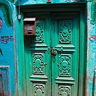 Green Door by Kerry Purnell