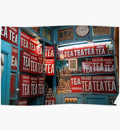 Tea Time! Poster