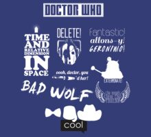 doctor who by mpadfootprongs
