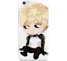 Genos Chibi - One Punch Man  iPhone Case/Skin