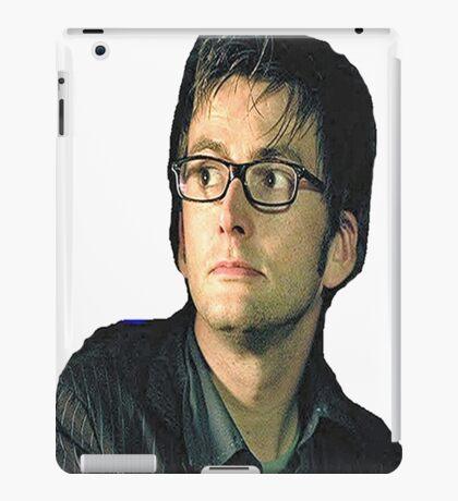 David Tennant iPad Case/Skin