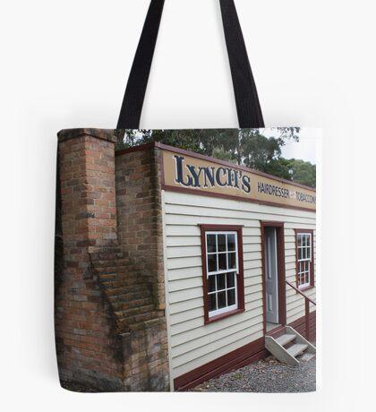 Historic Village Tote Bag